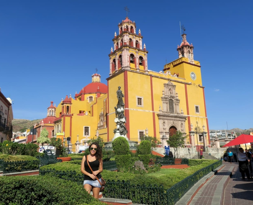 10 Must-See UNESCO World Heritage Sites in Mexico | Bel ... |Guanajuato Historical Places